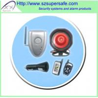 China DIY Smart New Two Way Remote Starter Car Alarm System on sale