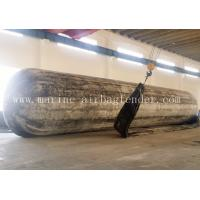 Buy cheap D2.0m*EL20m 8 Layers High Strength Inflatable Rubber Marine Salvage Airbags product