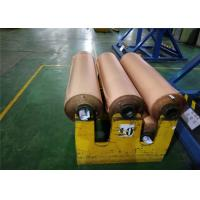 Buy cheap 100µ Thickness Electrolytic Copper Foil 300mm Width For Epoxy Board None Pinholes product