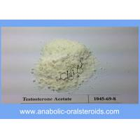 Buy cheap CAS 1045-69-8 Injection Testosterone Acetate for Muscle Gains And Strengthening Goals product