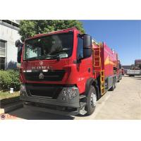 Buy cheap Two Seats Water Pump Fire Truck product