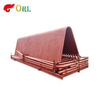 Buy cheap Power Station Gas Boiler Water Wall Construction Panel ORL Power ASTM Certification product