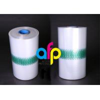 Buy cheap Custom Printing POF Clear Shrink Film , 12 - 30 Mic Thickness Heat Shrink Wrap Film product