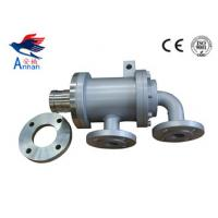 Buy cheap Flange connection high temperature steam hot oil rotary union applied in textile industry product