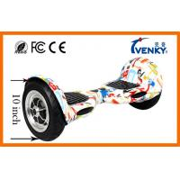 Buy cheap Led CE RoHS motorized two wheeled standing vehicle electric scooter 10 inch from wholesalers