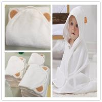 China Best Amazon online store animal design China Factory OEM wholesale bamboo baby hooded towel wholesale