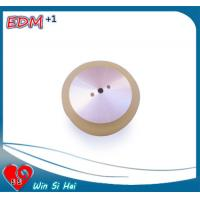Buy cheap Upper Urethane Roller S411 Sodick EDM Parts With Two Small Hole product