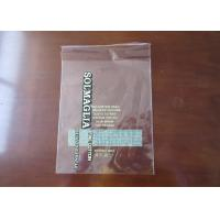Buy cheap Small Sealable Self Adhesive Plastic BagsWith Adhesive Strip Waterproof product