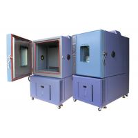 Buy cheap Environmental Climatic Test Chamber High And Low Constant Temperature Humidity product