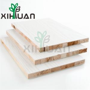 China Furniture Grade Laminated Block Board Marine Blockboard Price Glue Furniture 4X8 Poplar Laminated Wood Oak Board on sale