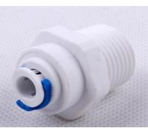 Plastic RO Water Quick Connectors