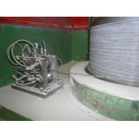 China Wear - Resistant  Dry / Wet Wire Drawing Machine Parts With Spring Wire / Wire Rope wholesale