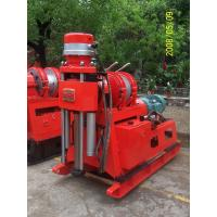 Hydraulic Chuck Core Drilling Rig Mechanical Drive , Core Drilling Equipment