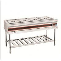 Buy cheap Stainless Steel Hotel Kitchen Bain Marie Table Set Knockdown Series product