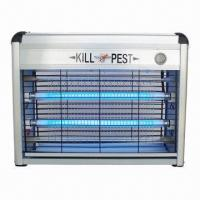 Buy cheap Electronic Insect Killer with Aluminum Casing and SS Grid, Suitable for Indoor Use product