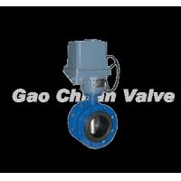 Buy cheap D971X right inserting electronic butterfly valve product