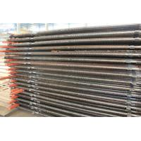 Buy cheap Boiler Spiral Fin Tube Solid With Curved Arrows For Serpentine Economizer ASME Standard product