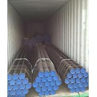 Buy cheap 1.0026 Non Alloy Steel Tubes , S195T ERW Steel Pipes Standard EN10225:2007 product
