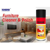 Buy cheap Furniture Cleaner & Polish / Home Aerosol For Removing Dust And Fingerprints product