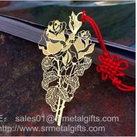 China Tailored Chemically etched metal page markers in China etching process factory wholesale