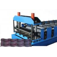 Buy cheap CE Sheet Metal Roll Forming Machines , Roofing Sheet Making Machine product