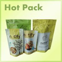 Buy cheap Mixed Nuts / Dried Fruit Stand Up Pouch Bags Food Grade Aluminum Foil Lined product