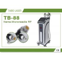 China Bipolar Fractional RF Microneedle Machine with Cooling Head Radio Frequency Microneedle wholesale