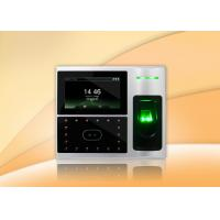 China High speed network face , fingerprint scanner time attendance and Access Control wholesale