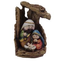 Buy cheap the Birth of Jesus Christian Faith Bible Cartoon Holy Figures product