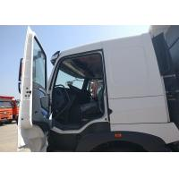 Quality HOWO Heavy Dump Truck 371HP Engine Power 3 Axles 6x4 Driving Type for sale