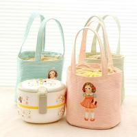 Buy cheap Cartoon Character Kids Insulated Lunch Bag 190T With Aluminum / Pearl Form Inner product