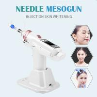 Buy cheap High Pressure injection Meso Gun Mesotherapy EZ injection with negative pressure vacuum machine Rejuvenation product