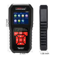 Buy cheap Universal OBD2 Live Data Scanner Diagnostic Tool 8 Language CE FCC ROHS Approved product