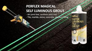 Buy cheap Waterproof Luminous Tile Grout Anti Mould No Peeling Off Mapei Replacement product