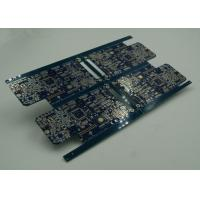Buy cheap Blue BGA HDI PCB Printed Circuit Board Manufacturer with Blind Via Burried Vias product