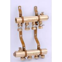Buy cheap simple manifolds with ball valve on supply flow product