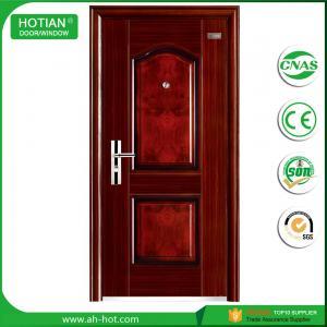 Buy cheap Steel Door Exterior Door Security Door Metal Door for Keeping Home Safety From China product
