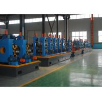 Buy cheap High Frequency Welded Pipe Making Machine , Durable Square Tube Mill product