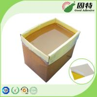 Buy cheap Pest Control Solid Industrial Hot Melt Glue For Greenhouse Insect Trap Yellow from wholesalers