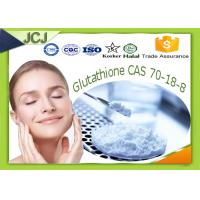 Buy cheap Glutathione CAS 70-18-8 Pharmaceutical Raw Materials for Anti aging and Beauty product