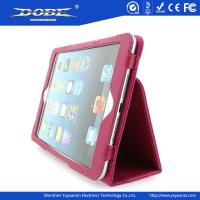 Buy cheap Upstanding PU leather case for iPad mini product