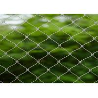 Buy cheap X Tend Stainless Steel Green Wall Mesh For Plants Supporting / Garden Fence product