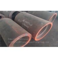 Buy cheap Ship Buliding Industry Forged Sleeves ABS BV DNV LR KR GL NK RINA Certificated product