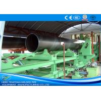 Buy cheap 1250MM Coil Width Spiral Weld Pipe Machine Customized Colour CE Certification product