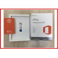 Quality English Microsoft Office 2016 Professional Retail Product Key With USB 3.0 for sale