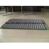 Buy cheap Pinnacle 2000 Shale Shaker Screen Oblong Mesh Durable Three Layers Wire Cloth product