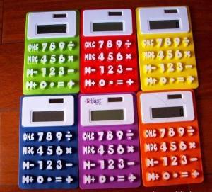 Buy cheap 8 Digital Solar Silicon Calculator product