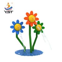 Buy cheap Landscape Fountain Water Park Playground Equipment / Indoor Water Park Equipment from wholesalers