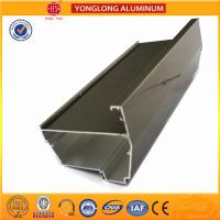 Buy cheap Electrolytic Coated Aluminum Window Frame Profile T5 , T6 Temper product