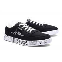 Buy cheap Autumn / Winter Men'S Canvas Sneakers Shoes Low Cut Art Painting Upper / Outsole product